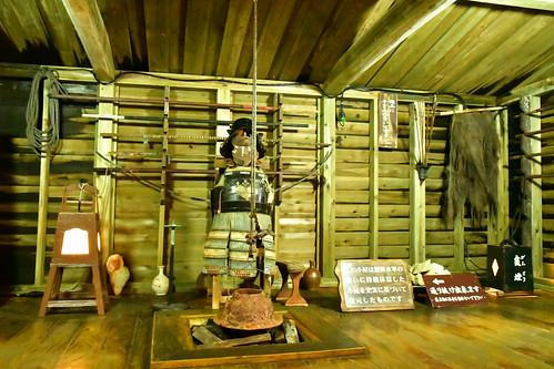 熊野水軍番所小屋