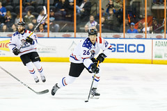 "Missouri Mavericks vs. Allen Americans, March 3, 2017, Silverstein Eye Centers Arena, Independence, Missouri.  Photo: John Howe / Howe Creative Photography • <a style=""font-size:0.8em;"" href=""http://www.flickr.com/photos/134016632@N02/33117916892/"" target=""_blank"">View on Flickr</a>"