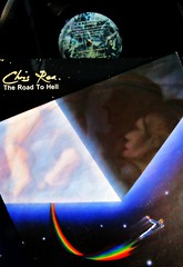 1989 CHRIS REA The Road to Hell (Sallanches 1964) Tags: vinylrecord lpalbum chrisrea musicinspired albumart retrorecords