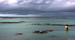 Roscoff (Herb) Tags: sea seascape roscoff bretagne channel manche balise ledebatz