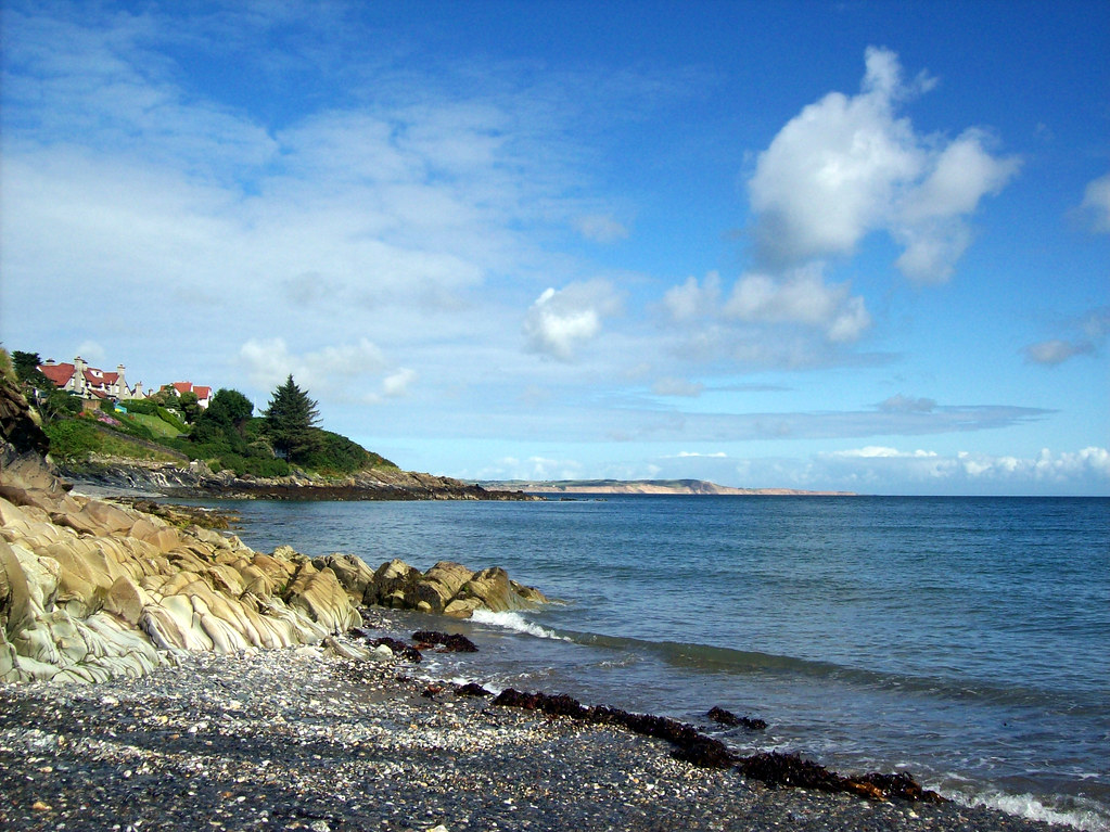 NORTH TO RAMSEY BAY