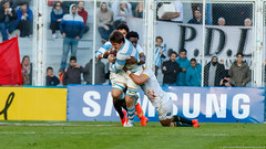 "Los Pumas vs Springboks • <a style=""font-size:0.8em;"" href=""http://www.flickr.com/photos/21603568@N02/20698494272/"" target=""_blank"">View on Flickr</a>"