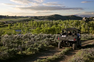 Wyoming Upland Hunting, Fishing, Horseback & Spa 10