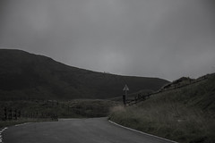 Walkers in the distance (nashjuk) Tags: mountain way peakdistrict hill trekkers peaks walkers pennine rambles rambling pennineway trekker