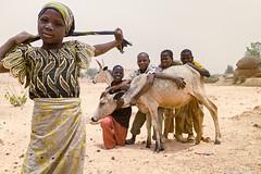 Posing Children (Irene Becker) Tags: africa portraiture westafrica nigeria katsina blackafrica arewa northernnigeria nigerianimages nigerianphotos imagesofnigeria northnigeria