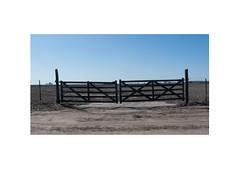 (marco zampieron) Tags: argentina cielo campo tranquera horizonte