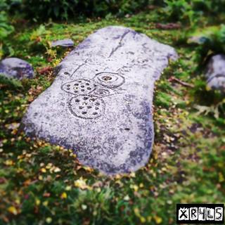 Neolithic Rock Art - Gardoms Edge