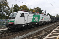 E-loc 189 822-0(Köningswinter 10-10-2015) (Ronnie Venhorst) Tags: road railroad building sport architecture yard train canon deutschland eos rebel track outdoor d siemens eisenbahn rail railway zug bahnhof cargo structure 64 railwaystation freeway infrastructure vehicle locomotive loc mm t3 es bahn railways f4 trein spoor logistics duitsland 1100 königswinter 189 spoorwegen lok treinen ers spoorweg 2015 elok 822 1435 eloc br189 1100d materieel containertrein ersr eos1100d spoormaterieel eos1100 boboel steiermarkbahn