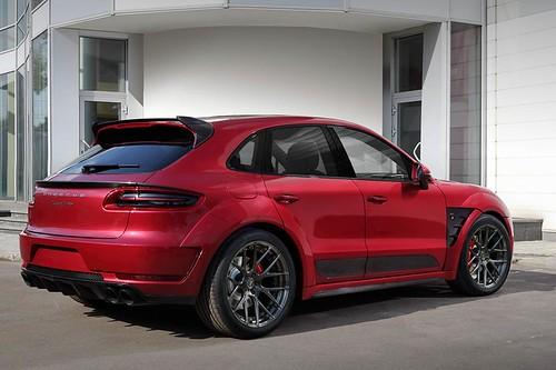 Porsche Macan URSA