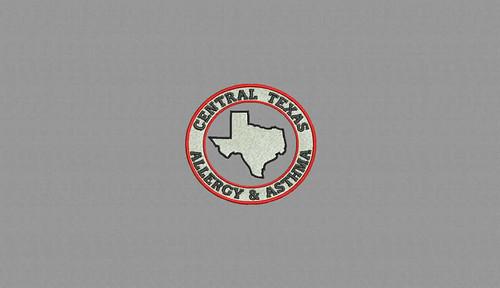 Central Texas - embroidery digitizing by Indian Digitizer - IndianDigitizer.com