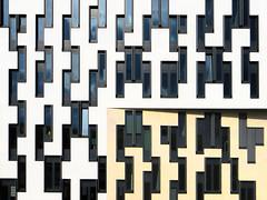architetris | wien | 1509 (feliksbln) Tags: vienna wien blue sky abstract building window lines azul architecture facade de ventana arquitectura university geometry fenster edificio himmel front cielo universidad architektur universität blau wu viena abstracto fachada department tetris departamento fassade abstrakt geometrie líneas linien geometría abstracture