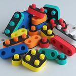 知育玩具の写真