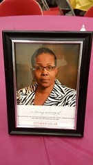 Illinois State Rep. Esther Golar (artistmac) Tags: city urban chicago illinois wake il funeral tribute generalassembly staterepresentative repast esthergolar