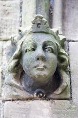 20151031_103444 (mr_malcolm.fletcher1) Tags: cemetery graveyard location gargoyle scarborough northyorkshire architecturalelement deanroad