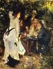 renoir in garden