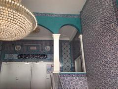 219/365 Moske tiling