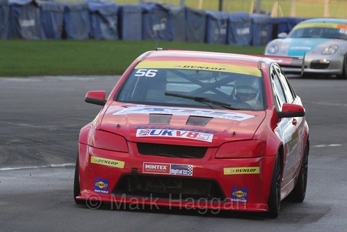 The Chevrolet CR8 in Endurance Racing during the BRSCC Winter Raceday, Donington, 7th November 2015