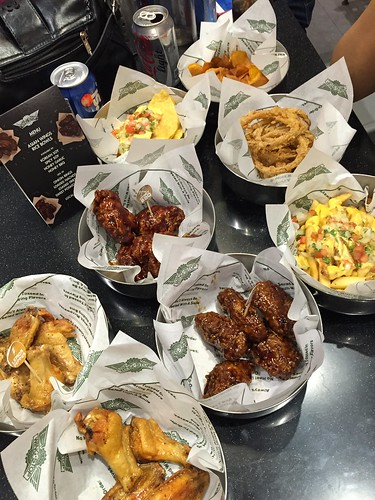 Wingstop - East Meets Flavor by Flair Candy, on Flickr