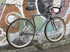 Soma Double Cross x Cazadero (american_cyclery) Tags: cross steel gravel tange allroad