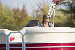 Sunchaser Traverse Pontoon Boat (thebestboatbrands) Tags: cruise pontoon 2016 sunchaser 7518 7520cruise 75204pt