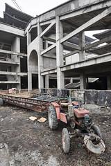 Jing Jin | Temple (jan.martin) Tags: china abandoned architecture cn concrete decay empty urbanexploration architektur prc  void tianjin chine beton archi brut urbex 2015  zhnggu btonbrut