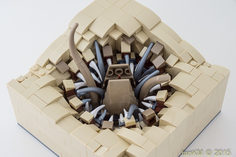 The World's newest photos of moc and sarlacc - Flickr Hive ...