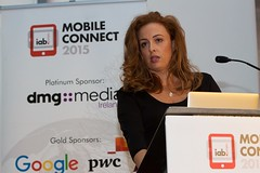 """Jessica Hickey, Chair IAB Ireland's Mobile Council and COO, Entertainment Media Network • <a style=""""font-size:0.8em;"""" href=""""http://www.flickr.com/photos/59969854@N04/23108010312/"""" target=""""_blank"""">View on Flickr</a>"""