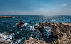 Cavo Greco (couvanos) Tags: sea sun beautiful landscape greek photography photo nikon sightseeing like cyprus follow greece napa cave capture ayia hdr ayianapa seacaves naute
