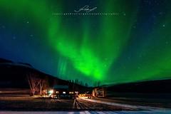 Boreal (Valter Patrial) Tags: norway circle lights nightscape no arctic explore aurora northern boreal troms inexplore