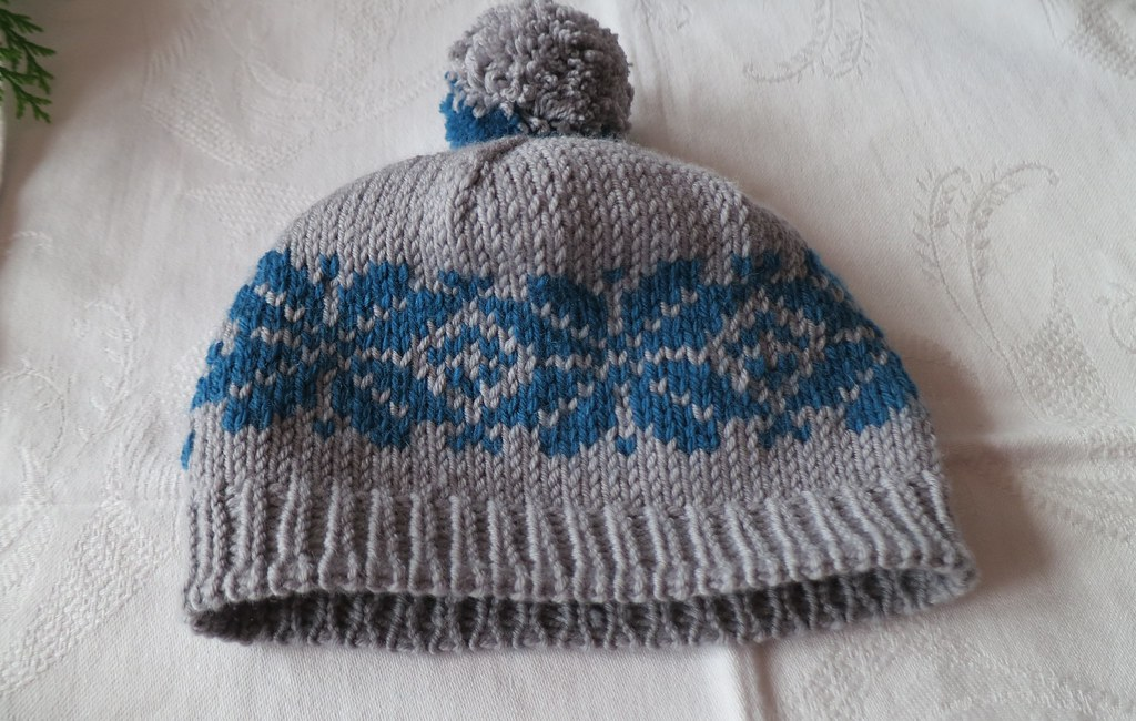 Work Sock Hat Knitting Pattern : The world s most recently posted photos of colorwork and