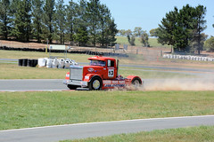 Australian Super Truck Racing - Wakefield Park (Jungle Jack Movements) Tags: park white tractor pits wheel race speed truck john drag grid prime volvo rumble hp cabin paint diesel metallic stripes cab seat smoke spin capital curves ss wheels helmet engine fast shift gear racing pole lap nsw oil beast brakes registered hood wakefield driver brake clutch motor practice reverse straight races sprint mack gears loud inches bitumen position forward mover exhaust wheelie kw racer motorsport litre spoiler horsepower kenworth timing cubic goulburn injected kilowatts airdam