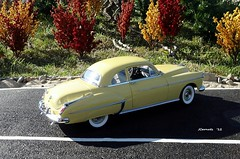 1950 Oldsmobile Futuramic Rocket 88 Club Coupe (JCarnutz) Tags: 1950 oldsmobile diecast ertl 118scale rocket88