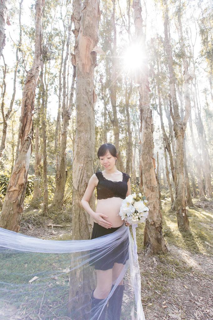 孕婦寫真,孕婦攝影,樹林孕婦,芒草孕婦,草原孕婦,Ajax&Far207