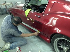 """1968 Mustang • <a style=""""font-size:0.8em;"""" href=""""http://www.flickr.com/photos/85572005@N00/23629053356/"""" target=""""_blank"""">View on Flickr</a>"""