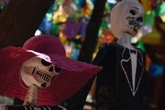 The Devil's Devil (drewsanemeterio) Tags: socool wow color portrait celebration death mexico