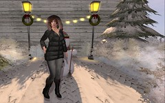 #787 (AddisonLynnRose Residnet) Tags: second life sl virtual photography winter fashion truth hair catwa insoll uber belleza furtacor fitmesh designer expose