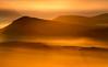Misty Evening (orvaratli) Tags: iceland summer dyrholaey south phototour midnight sunset fog volcano coastal coast landscape wow