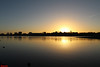Sunrise (davva73) Tags: birmingham birminghamuk edgbaston reservoir sunrise nature morning reflection midlands canon canoneos city citylife cityscape landscape water sky