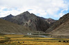 Gya and the entrance to Khyammar Lungpa valley (Niall Corbet) Tags: india ladakh manalitoley himalaya himalayas gya valley gorge field barley river mountain