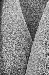 Kontinuitat by Max Bill. (PabloLopezPhotography.com) Tags: sculpture kontinuitat maxbill max bill pablo lopez pablolopez swiss architect artist painter typeface designer industrial graphic frankfurt germany europe blackandwhite winterthur stonework stone sardinian granite found kandinsky paulklee oskarschlemmer zurich allianz influence clarity precise proportions elegant clocks watches billhocker concrete bauhaus lecorbusier geometric spherical mobius strip wood metal plaster switzerland