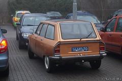1976 Citroën GS Special Break (NielsdeWit) Tags: nielsdewit 16md70 ede