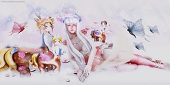 Beautiful Centaur (Annyzinh Oliveira) Tags: luas omg les sucreries de fairy the epiphany event ayashi little friend