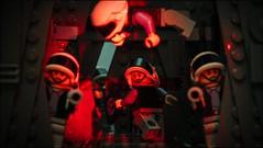 """HERE! HERE! TAKE IT! TAKE IT! #LEGO #STARWARS #ROGUEONE (Alan Rappa) Tags: afol moc astarwarsstory darthvader deathstarplans lego legobricks legominifigures legophotography minifigs minifigures plans rebels rogueone sonya6300 starwars tweetme"
