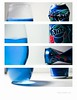 Fanta. (ShelbyLCollins) Tags: white background fanta advertising still life stillife setup blue soda good