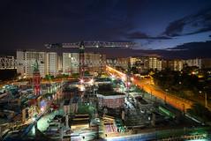 IMGP6740-PS (jenkwang) Tags: pentax k1 pixel shift cityscape landscape night sunset raw therapee samyang 1428