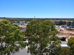 Atop Flinders Hospital Car Park