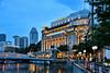The Fullerton Hotel Singapore (monicafer) Tags: singapore hotel life travel tourism