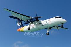 LIAT De Havilland Canada DHC-8-311 Dash 8 - V2-LFV (AeroPX) Tags: dehavillandcanadadhc8dash8 liat princessjulianainternationalairport sxm saintmaarten sintmaarten stmaarten tncm v2lfv