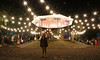 bright eyed (Paul J's) Tags: event landscape pukekurapark park festivaloflights newplymouth taranaki longexposure girl rotunda