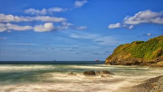 Seascape. Paisaje-Playa.